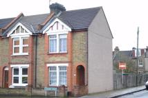 2 bedroom End of Terrace house in Herbert Road, Bromley...