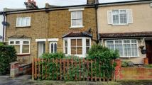 Terraced home to rent in Wellington Road, Bromley...
