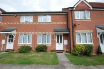 2 bed Terraced house to rent in Brunswick Close, RUGBY...