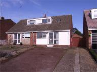 Semi-Detached Bungalow in Firs Drive, RUGBY...