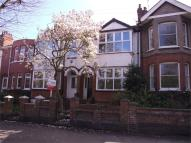 4 bed Terraced house in Park Road, RUGBY...