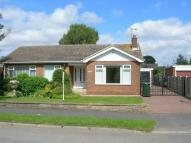 Detached Bungalow in West Lane, Burn, YO8