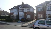 Marlborough Road Maisonette to rent