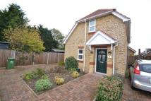 3 bedroom Detached house for sale in Chalet Close, Ashford