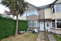 Terraced property for sale in Fernside Avenue, Hanworth