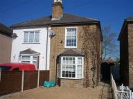 2 bed semi detached house in staines road, Bedfont