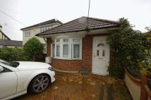 Bungalow in Parsonage Road, Rainham