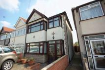 3 bed End of Terrace house in Grosvenor Road, Dagenham
