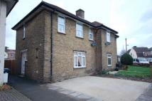 3 bed semi detached property in Butler Road, Dagenham