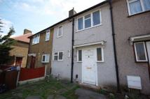 3 bedroom Terraced home in Hedgemans Road, Dagenham