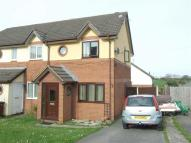Terraced property for sale in Lon Goed, Holway...