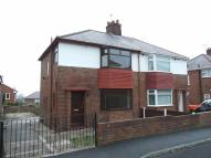 3 bed semi detached house in Woodland Drive...