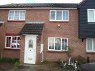 Terraced house in Kingsmead, Cheshunt...