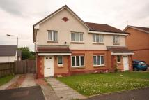 3 bed semi detached home for sale in Glenmuir Cresent...