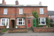 Terraced property in Avenue Road, Winslow...