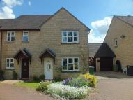 Fairford semi detached house for sale