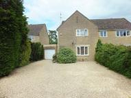 3 bed semi detached home in Cirencester