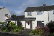 semi detached home in Ehen Road, Thornhill...