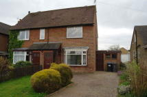 semi detached property in Old Derby Road...