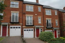 3 bed Town House in AUCTION CLOSE, Ashbourne...