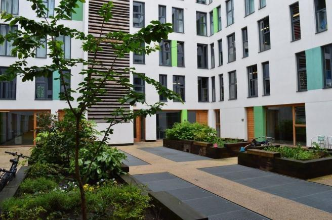Greenhouse Courtyard