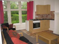 Studio flat in Claremont Drive...