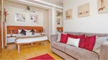 1 bed Studio flat in Roland House...