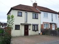 3 bed semi detached house in Haig Road, Aldershot...