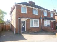 Calvert Close semi detached house to rent