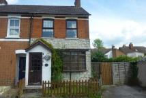 2 bed semi detached home in Church Street, Aldershot...