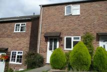 Terraced house in St Benedicts Close...