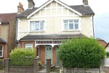 2 bed semi detached home in High Street, Aldershot...