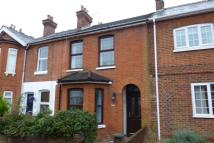 2 bedroom Terraced home in Holly Road, Aldershot...