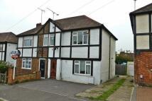 3 bed semi detached home for sale in Haig Road, Aldershot...