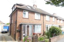 semi detached home in Friend Avenue, Aldershot...