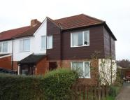 3 bed End of Terrace home for sale in Roberts Road, Aldershot...