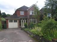 Detached home in West Road, Bromsgrove