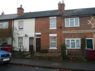 Terraced house in Foxhill Road, Reading
