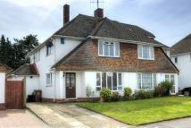 3 bedroom semi detached property for sale in Chelwood Road, Earley...