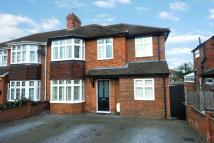 semi detached home in The Drive, Earley...