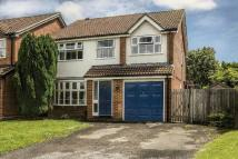 Detached house in Blackley Close, Earley...