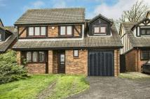 Detached home for sale in Knossington Close...