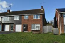 3 bed End of Terrace home in Vauxhall Drive, Woodley...