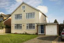Detached house in Victoria Road, Tilehurst...