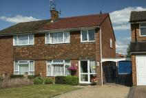 semi detached house for sale in Barton Road, Tilehurst...