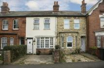 Terraced home for sale in Recreation Road...