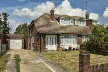 2 bed semi detached home in Leyland Gardens ...
