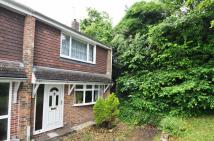 End of Terrace house to rent in The Elms, Andover...