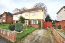4 bedroom semi detached house in Suffolk Road, Andover...
