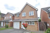 Detached property for sale in Pearman Drive, Andover...